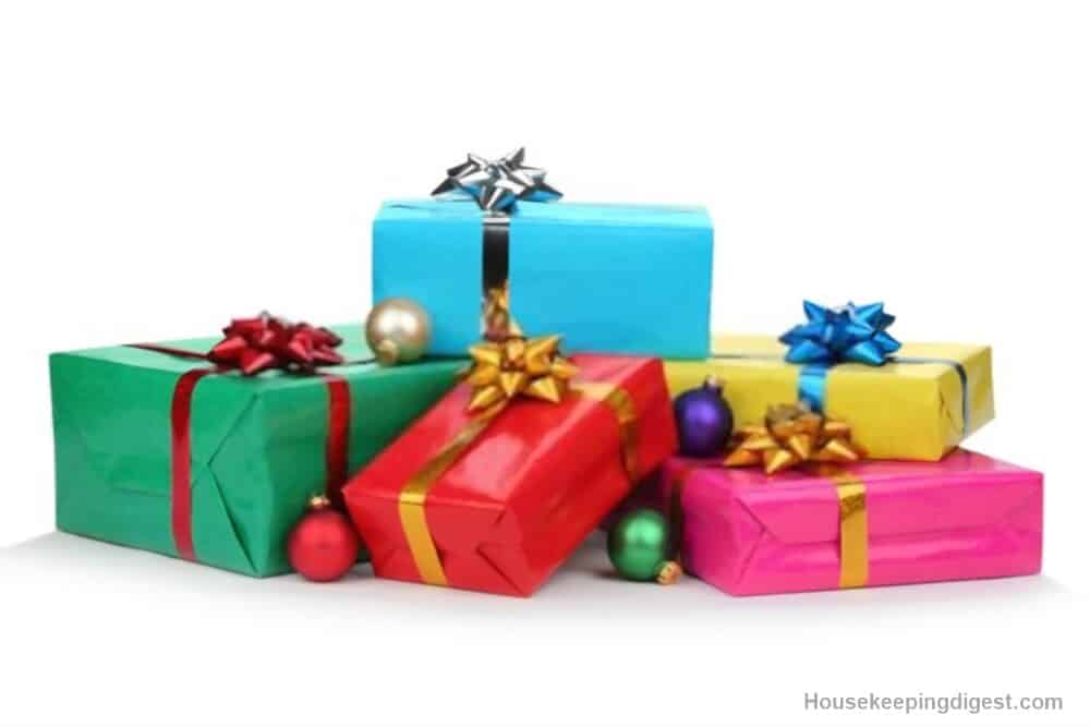 Christmas gift ideas for family faraway